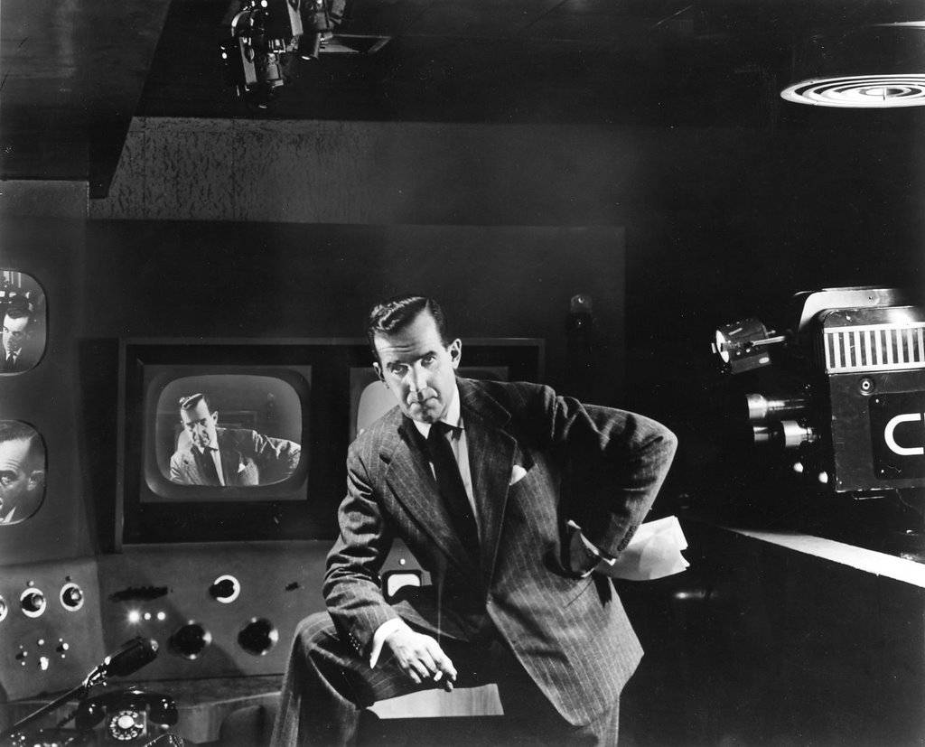 the use of racism in this i believe a radio program hosted by edward r murrow