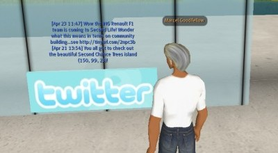 Twitter's Second Life