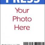 Press Cred