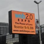 Web 2.0 Expo in NY