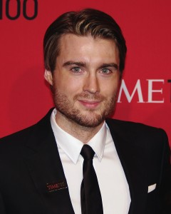 Mashable's Pete Cashmore (photo: Shankbone)