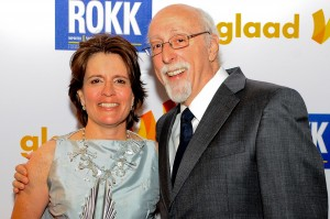 Re/code's Kara Swisher & Walt Mossberg (Photo by Trisha Leeper/WireImage)