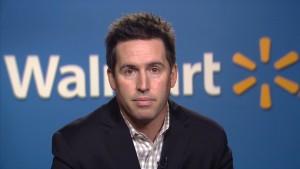 David Tovar, Walmart's VP of Communications