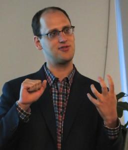 Ted Bailey, Founder/CEO, Dataminr