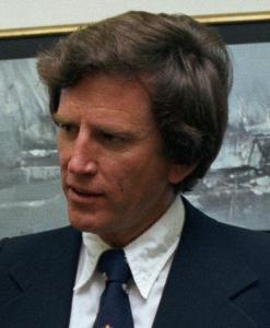Sen. Gary Hart (D- CO) circa 1980 WIkimedia