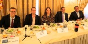 Nov. 5 PCNY Business News Lunch w/ Business Insider, Buzzfeed, WSJ, Bloomberg News, CNBC