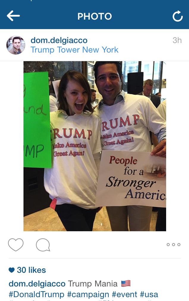 Trump Campaign Paid Shills?