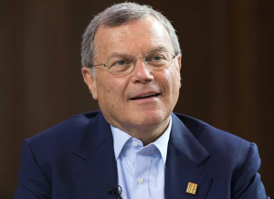 WPP CEO Sir Martin Sorrell (Photograph: Ray Tang/Rex Features)
