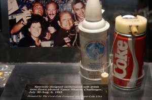 Coke & Pepsi Cans Made for Space