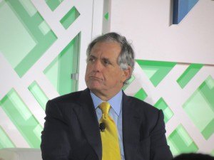 CBS Inc. CEO Les Moonves