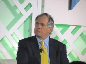 CBS Inc. CEO Les Moonves