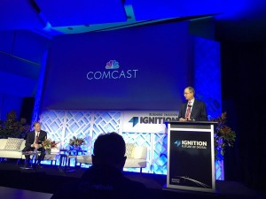 Comcast CEO Brian Roberts