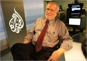 Former Al Jazeera News Exec Dave Marash (Tim Sloan/AFP/Getty Images)