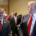 Trump Campaign Manager Accosts Reporter