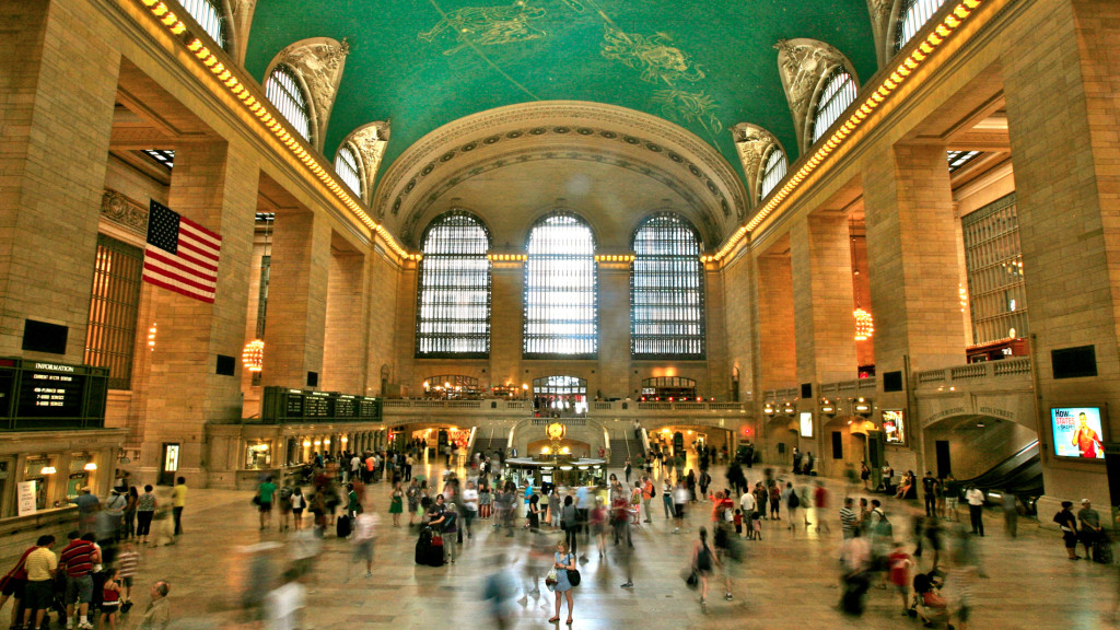 New York's Grand Central Statiuon