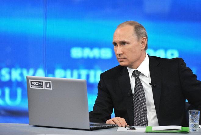 (Mikhail Klimentyev/Sputnik, Kremlin Pool Photo via AP, file)