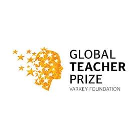 Global Teacher Prize logo